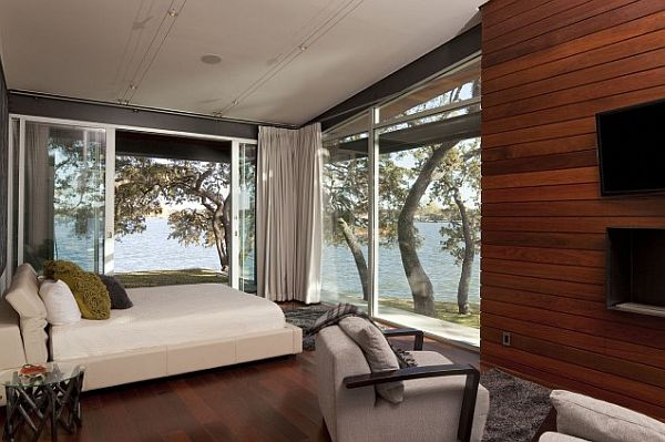 A Bedroom ...