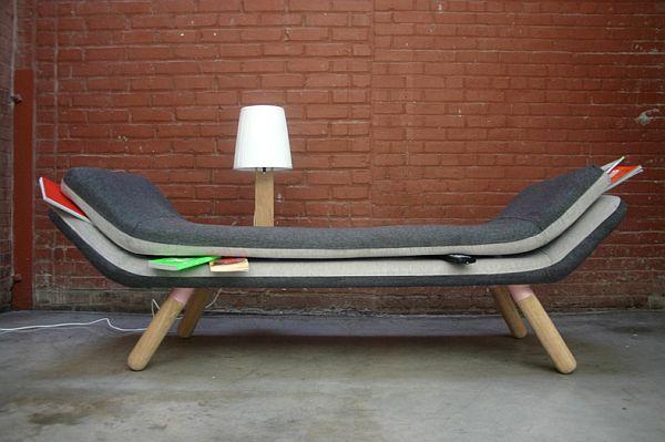 Unconventional Sofa by Jess Fugler: Jam Sofa