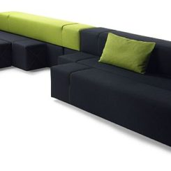 Contemporary Multifunctional Art Lover Sofa From Andreas Berlin