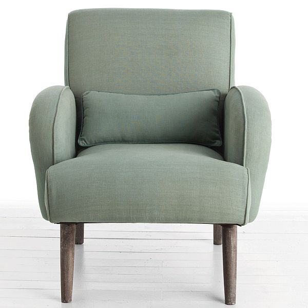 Comfortable And Elegant Dylan Armchair · View In Gallery