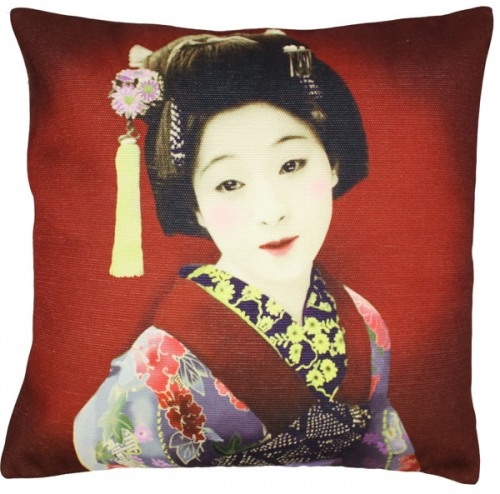 Colorful Asian Themed Pillows