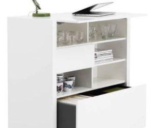 Mobile cabinet by Morten Georgsen