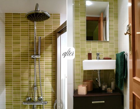 Ibabes Small Bathroom Makeover View In Gallery