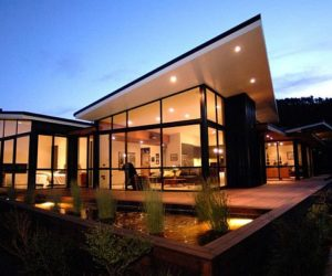 The New Zealand Residence With A 267 sqm Foor Area