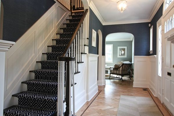 Superb 5 Ideas To Decorate The Home Staircase