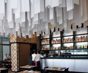 The Cornerstone Restaurant Interior Design in Beijing