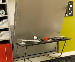 Another convertible Ulisse desk designed special for small spaces