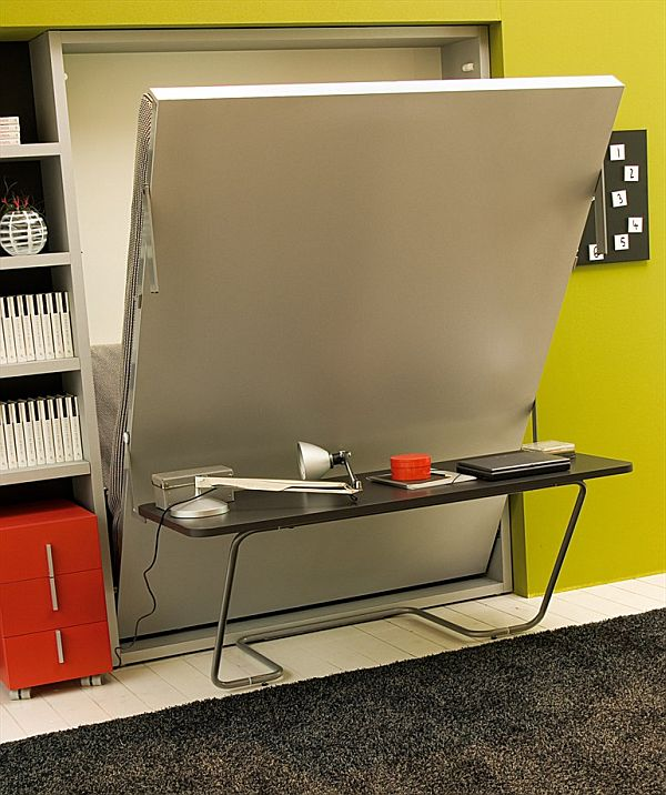Another convertible ulisse desk designed special for small spaces - Small space convertible furniture image ...