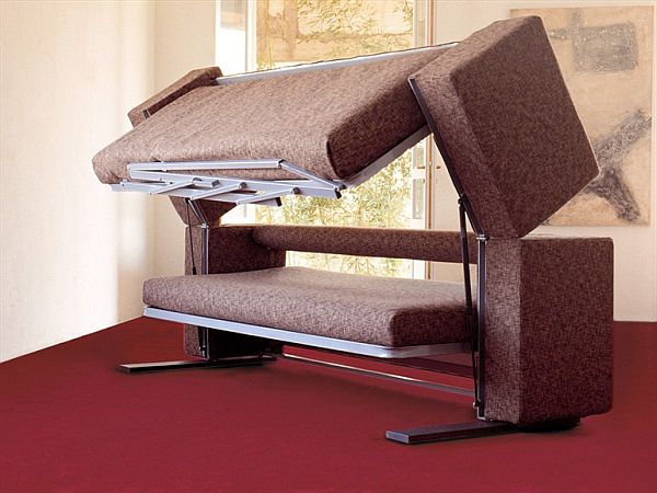 Terrific The Convertible Doc Xl Sofa Bed Designed For Small Spaces Beutiful Home Inspiration Xortanetmahrainfo