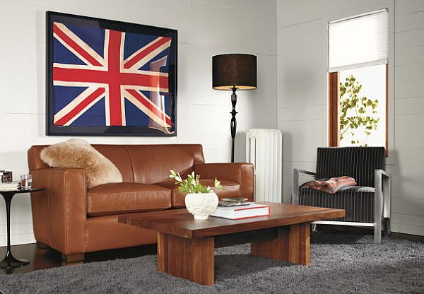 Strong Classic Leather Sofa From Roomboard - Fina-leather-sofa-by-athomeusa
