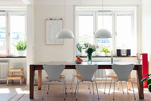 Appealing dining room white chairs photos best inspiration home 10 fresh and casual dining room designs sxxofo