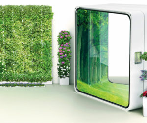The E Home concept brings nature inside your home