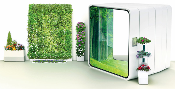 The E Home Concept Brings Nature Inside Your Home Amazing Pictures