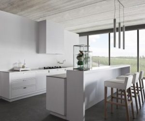 Elegant Kitchen Design by Warendorf+Boon