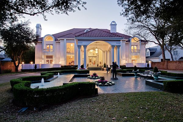 The Marvelous Mary Kay Mansion In Dallas