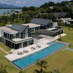 The Luxurious Villa Verai In Cape Yamu, Phuket, Thailand
