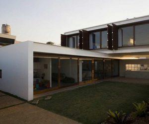 The Contemporary G16 House in Brazil