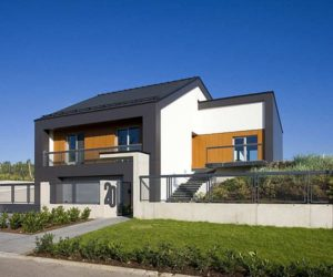 Simple,modern and beautiful residence in Hungary