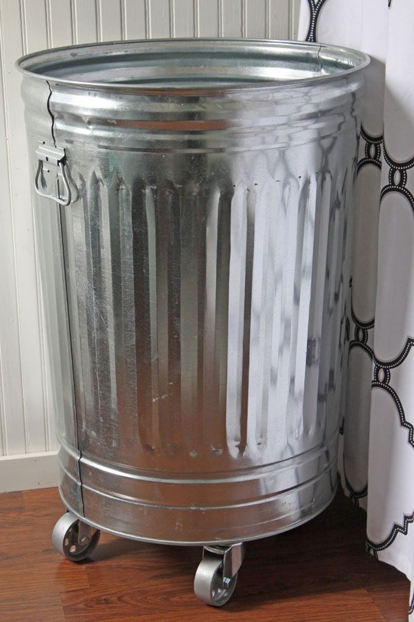 How to update your laundry room with a chic diy hamper industrial laundry hamper solutioingenieria Gallery