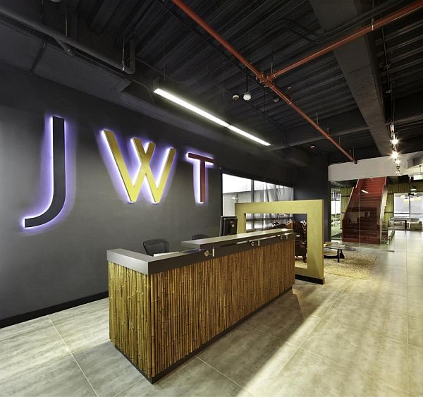 The Jwt Bogot 225 Headquarters Interior Design