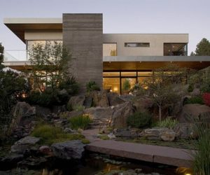 The Kern residence in Castle Pines, Colorado