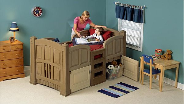 Normal Kids Bedroom the friendly lifestyle twin bed for kids