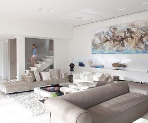 The perfection of an interior by Lanciano Design