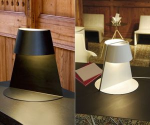 Cute Industrial Pendant Lamps · The Contemporary Madame Lamps By Oriol  Llahon Great Ideas
