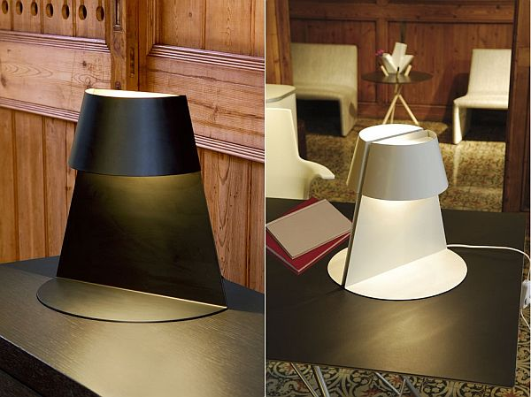 The contemporary Madame Lamps by Oriol Llahon