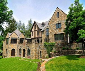 Historic residence in Washington for sale