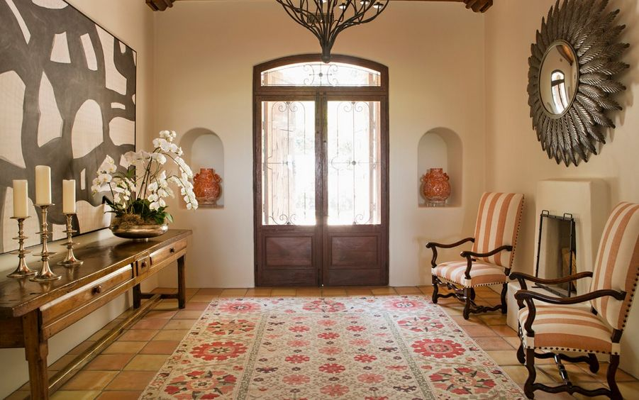 Home Without A Foyer : What is a foyer and how you can decorate it