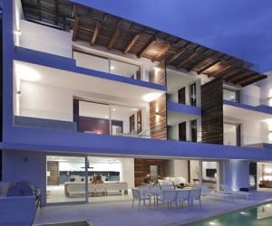 Contemporary mexican style residence in Jalisco