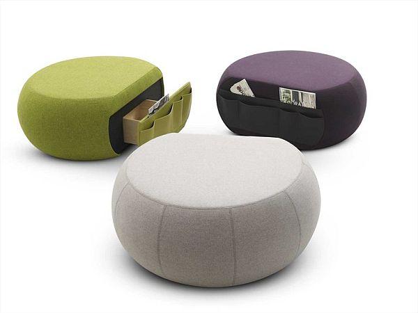 The Edam Storage Pouf By Gert Batenburg Amazing Design