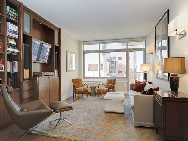 Sophisticated new york condominium for sale for Apartment new york for sale