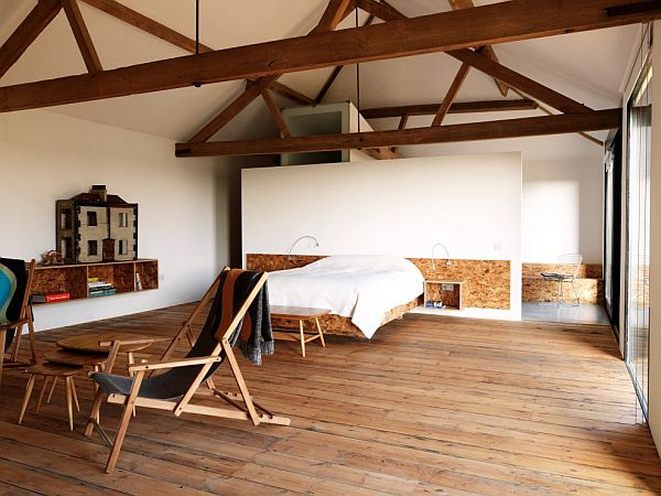 Old Barn Turned Into A Modern Multi Purpose Development