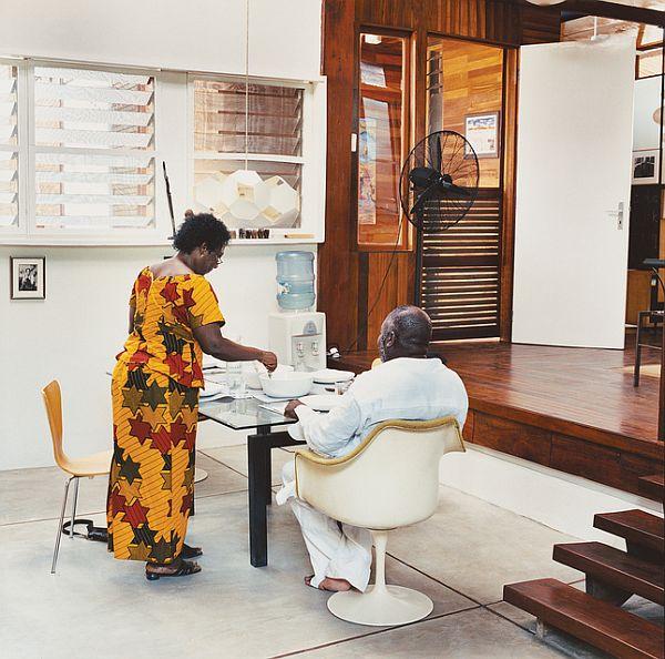 Stylish Family Home In Accra Ghana
