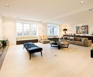 Spacious 5-bedroom flat in Notting Hill for sale