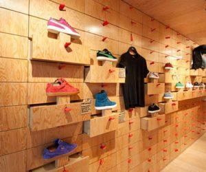 The new Puma concept store