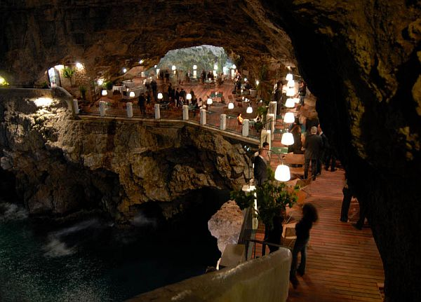 Hotel Restaurant Grotta Palazzese