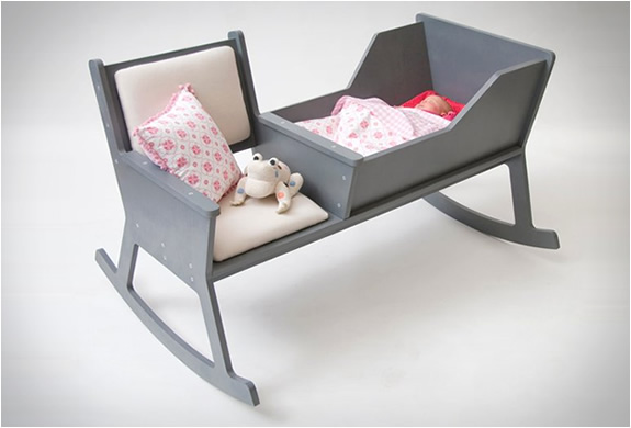 Beautiful The Cozy Ryder Rocking Chair · View In Gallery Photo