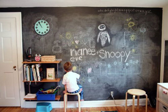26 Blackboard Decoration Ideas