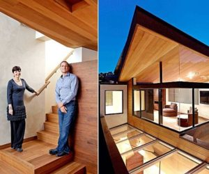 Remarkable San Francisco home rebuilt after a fire