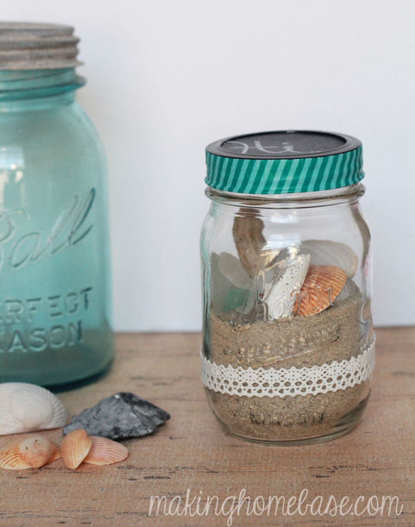 Best 35 diy easy and cheap mason jar projects 30 beach inspired terrarium view in gallery an empty mason jar can solutioingenieria Gallery