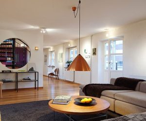 Spacious and bright 4-room apartment in Stockholm
