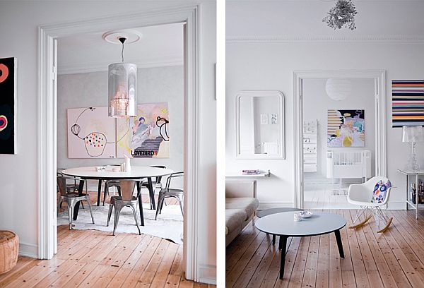 Stine A Johansen S Bright And Cozy Interior Design