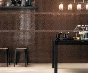 Cattelan Italia Atlas Glass Coffee Table · Colroful Vivace Stoneware Mosaic  From Ceramiche Atlas Concorde Pictures