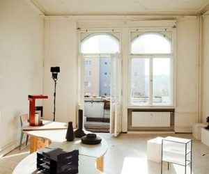 Photographer Magnus Reed's artistic apartment