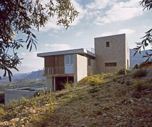 Splendid Vacation House in Greece by LM Architects