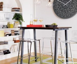 The chic Vapor barstools
