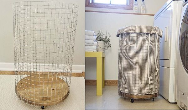 vintage-inspirred-wire-hamper